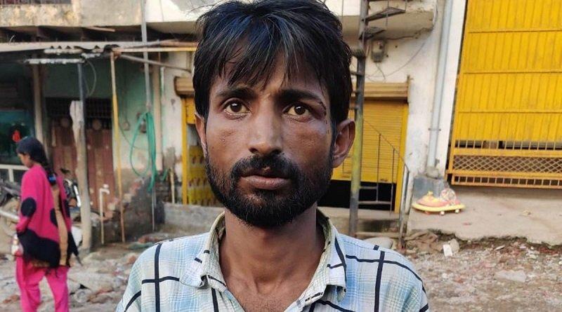 गुड़गांव में प्रवासी मजदूर की लाठी-डंडों से पीट-पीटकर हत्या, पुलिस को गलत पहचान का शक