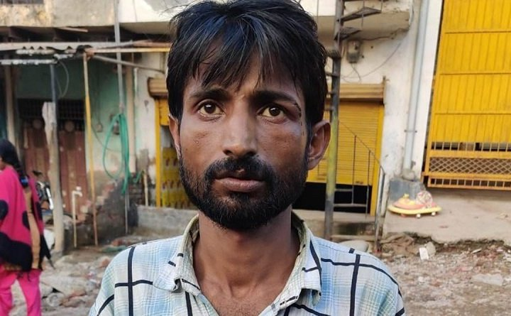gurgaon migrant worker