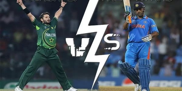 India Versus Pakistan in Champions Trophy