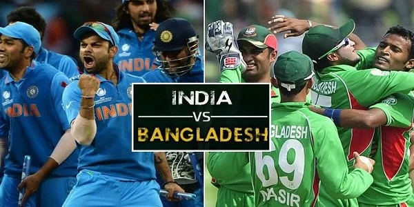 India vs Bangaldesh in Champions Trophy