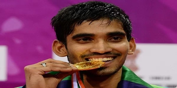 kidambi srikanth win Australia open super series