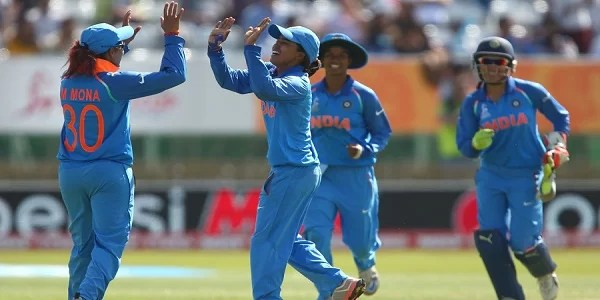 Indian Women beat pakistan in style