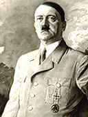 Adolf Hitler -20 April 1889 – 30 April 1945