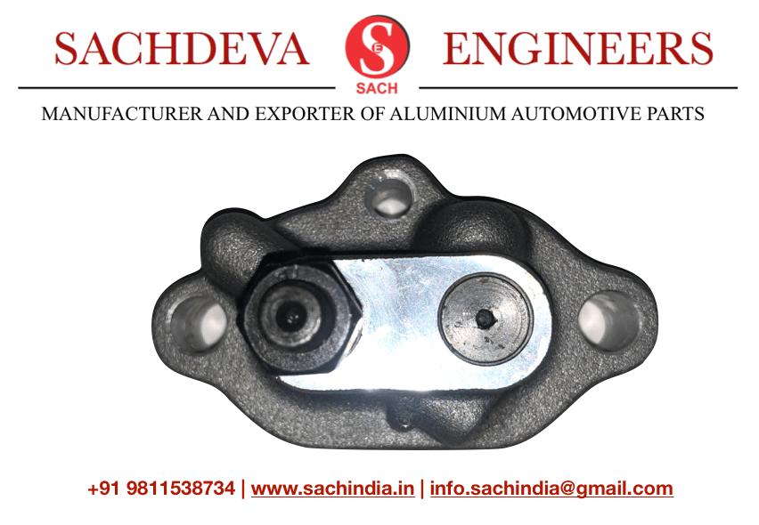 Oil Pump Sachdeva Engineers