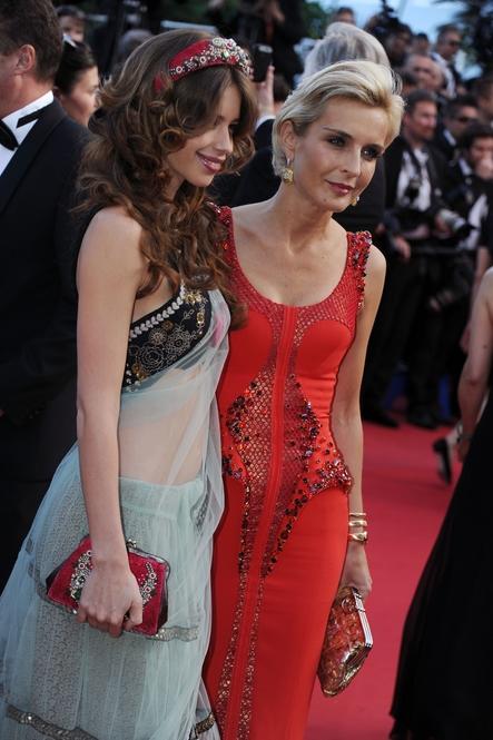 Kalki Koechlin Goes Desi at Cannes  sachinhooligan