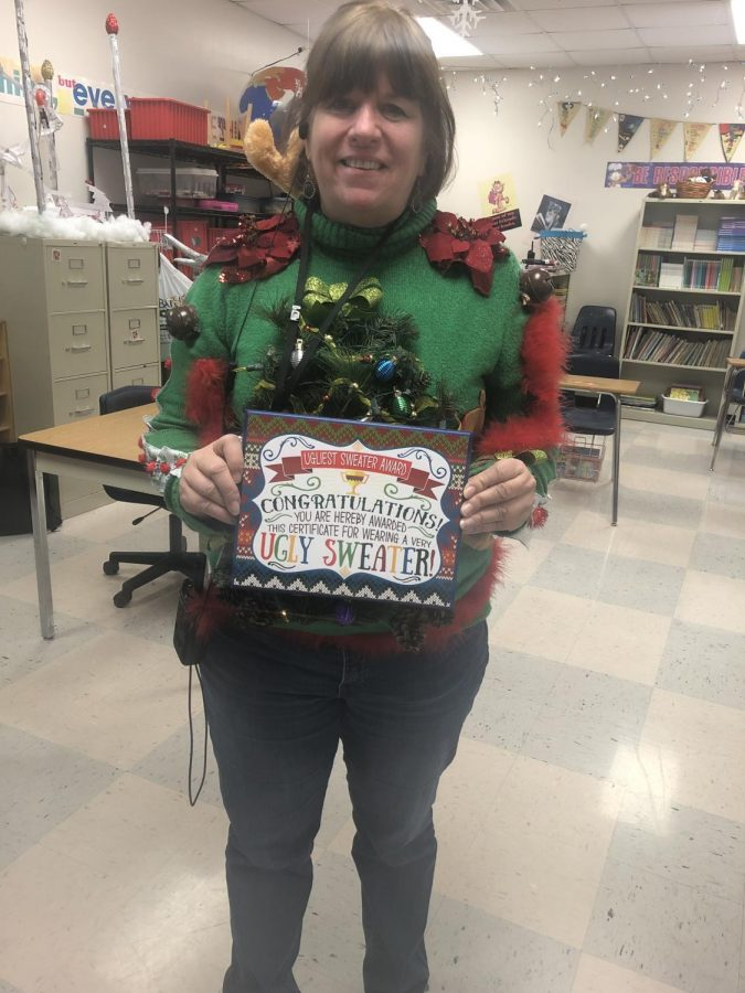 Ugly Christmas Sweater Day The Stampede