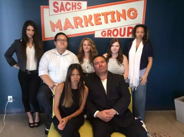 A&E Television Casting Company Filming at Sachs Marketing Group - Photo 2 | Sachs Marketing Group's Blog