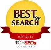 SMG Awarded Top Local SEO Company Award for April | Sachs Marketing Group