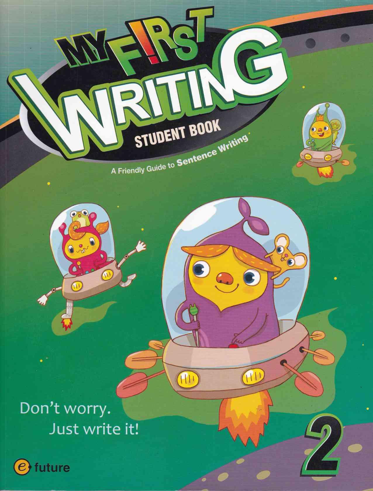 Sach My First Writing 2 Student Book Amp Workbook