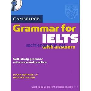 Kết quả hình ảnh cho Grammar for IELTS book download