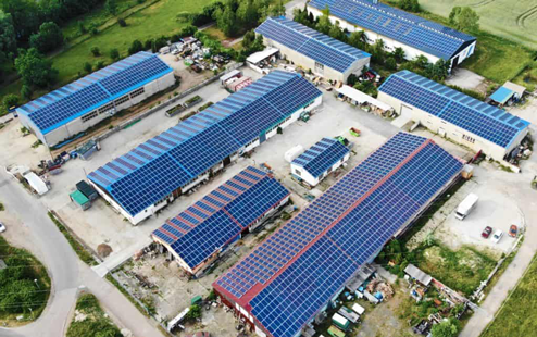 45 kWp Share in Graefenhainichen