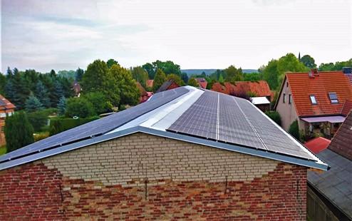 146 kWp in Letzin