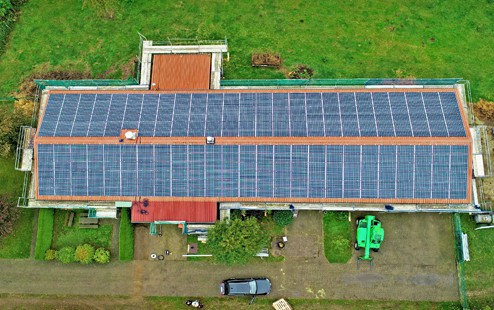 93 kWp in Severin