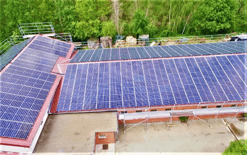 253 kWp in Brandenburg