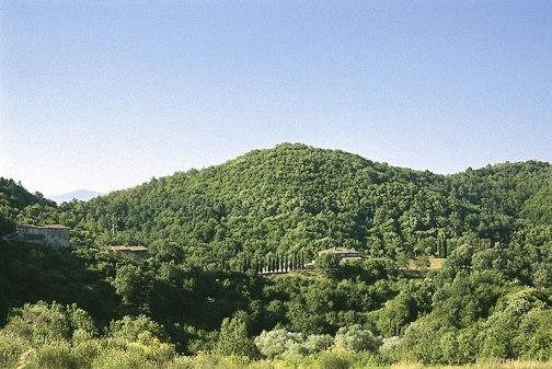Hill of Cetamura