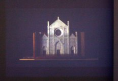 STEPHEN KAVANAGH: video still of Santa Croce