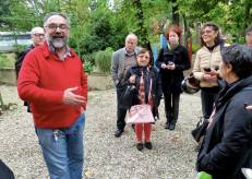 """Body, Theater and Diversity"" at the botanic garden in Florence"
