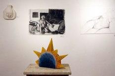 SACI Fall 2015 Student Art Exhibition