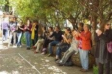 SACI's Theater, Body, and Diversity presentation at Fili e Colori, Florence