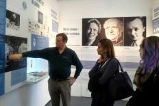 SACI MFA in Communication Design Students in Vienna
