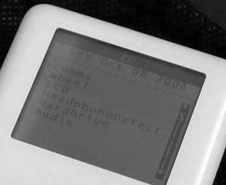 IPod - Diag Mode
