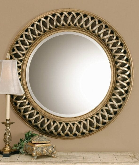 Bedroom Wall Mirrors Decorative For Catchy Set Ideas New At