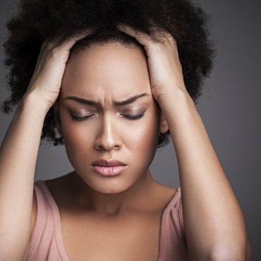 Image result for black woman unhappy