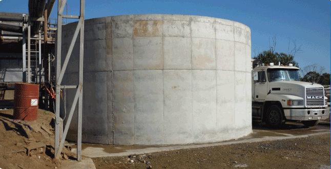 industrial storage tanks South Australia