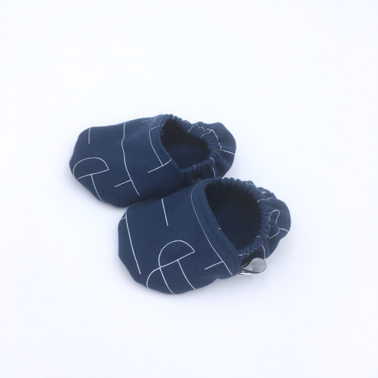 Chaussons Pacman