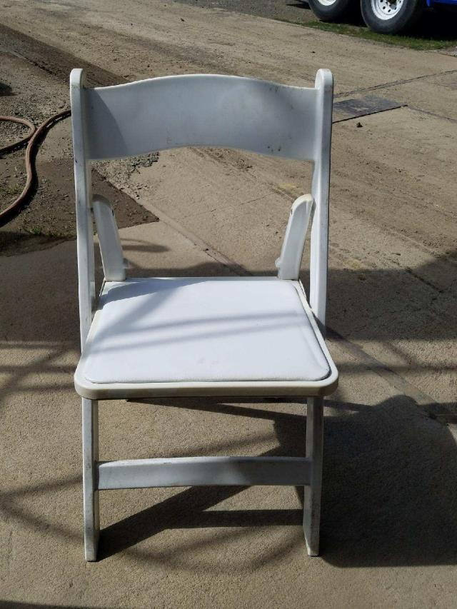 chair rentals sacramento wing with ottoman white resin padded sales ca where to buy find in