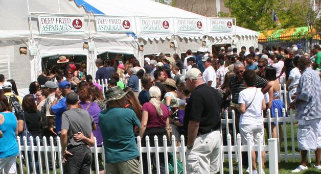 Stockton Asparagus Fest