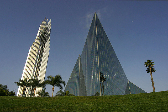 famed crystal cathedral to