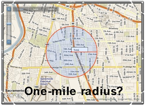 one-mile-radius