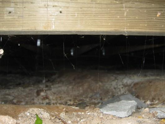 crawl space for FHA - by Sacramento Real Estate Appraiser