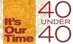 Sacramento Business Journal 40 under 40 Logo