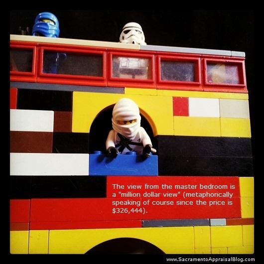 Legos and real estate - photo by Sacramento Appraisal Blog - 8