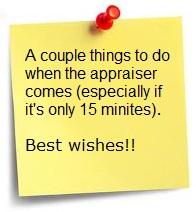 advice for home owners - Sacramento Appraisal Blog