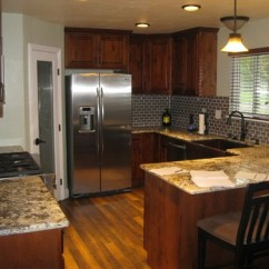 How To Remodel A Kitchen Brushed Stainless Steel Undermount Sink Can 40k Only Increase Value By 20k