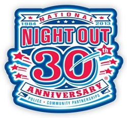National Night Out Logo 2013