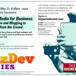 SacBiz Journal Event