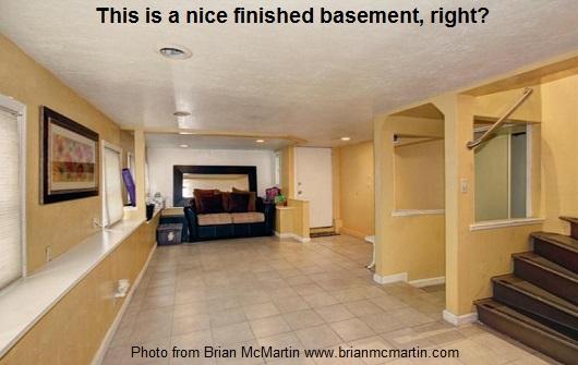 basement Brian McMartin