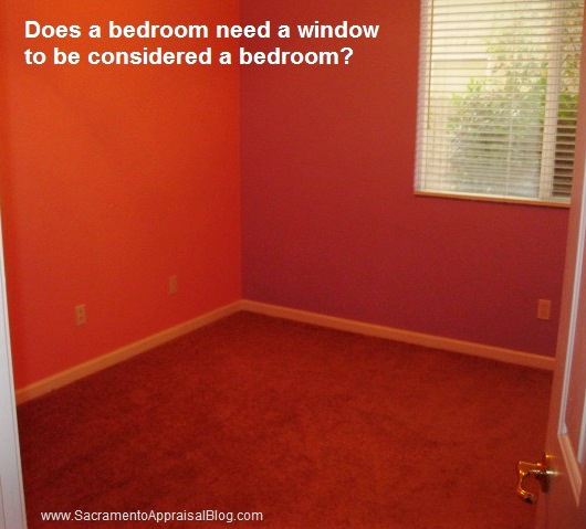 does a bedroom need a window