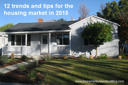 The 2015 housing market