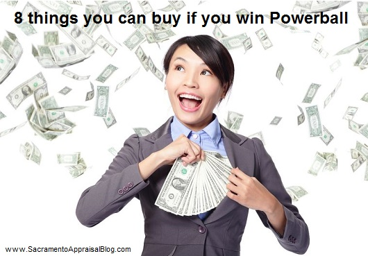 powerball winner - real estate - sacramento appraisal blog