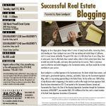 blogging class