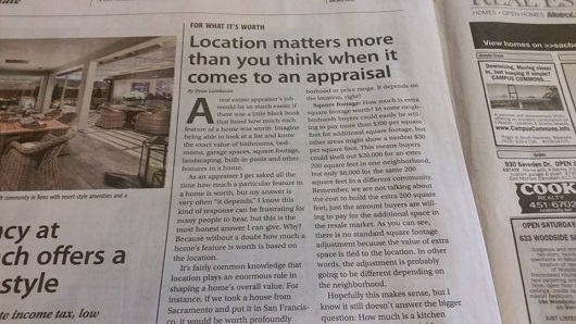 ryan lundquist SacBee real estate article