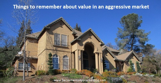 sacramento appraisal blog - housing market