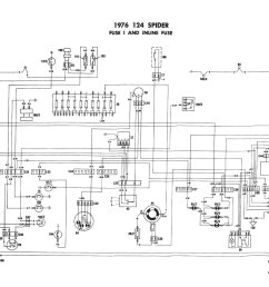 79 fiat spider wiring diagram schematic diagrams bmw x3 wiring diagram 1976 fiat 124 spider wiring diagram [ 2011 x 1458 Pixel ]