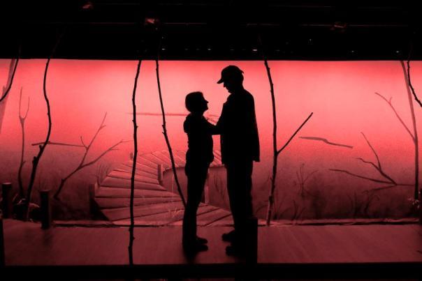 B Street Theatre Kiss of Death