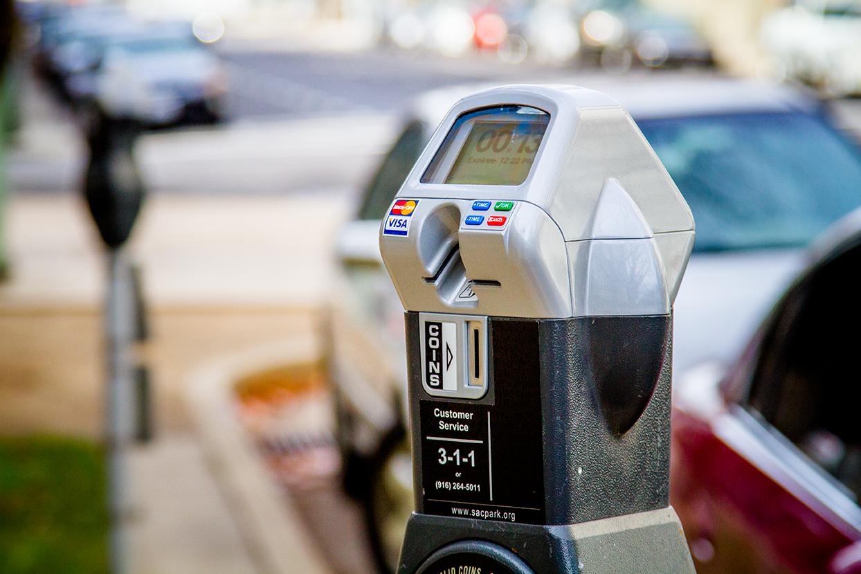 Parking Smart Meter